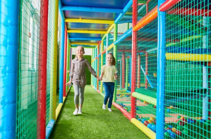 İstanbul'un En Eğlenceli Çocuk Parkı Açılıyor