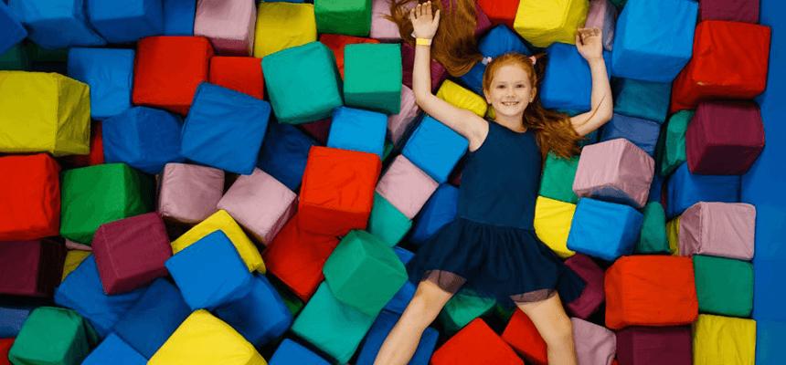 Çocuklar İçin Eğlenceli Parkurlar