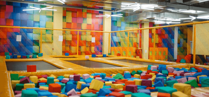 Çocuk Eğlence Merkezi; Dumadum